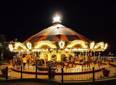 Merry Go Round - Dreamstime_71105945