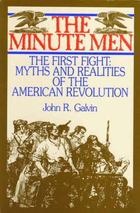 The Minute Men: The First Fight