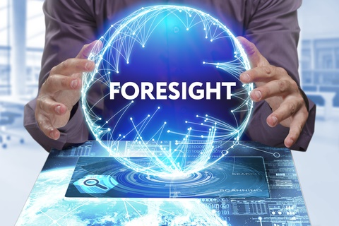 Foresight from research - Dreamstime_106289515