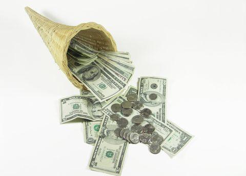 Monetary cornucopia