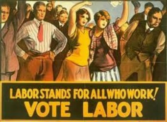 Labor Stands for All Who Work - Vote Labor