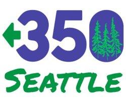 350 Seattle Banner