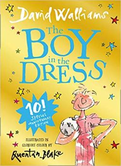 Boy in the Dress - cover