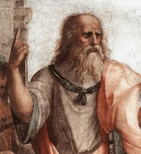 Plato by Raphael (1509)