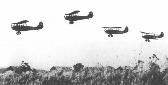 Night Witches aircraft