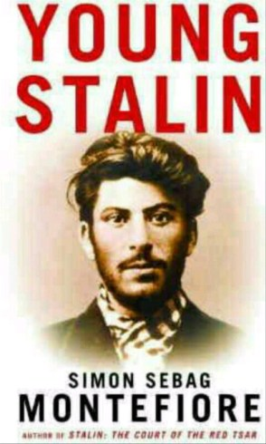 """Young Stalin"" by Simon Sebag Montefiore"