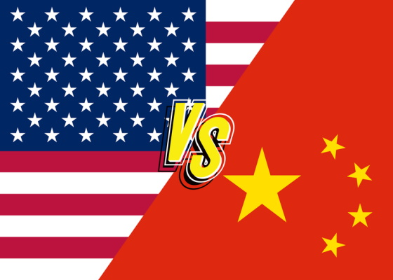 USA vs China - Dreamstime-137840077