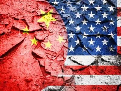 China vs USA - AdobeStock-217164166. By olinchuk.