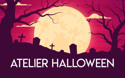 Ateliers Halloween