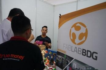 Mas Alad, manager FabLab Bandung