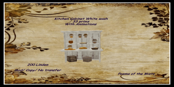 Kitchen White wash Add