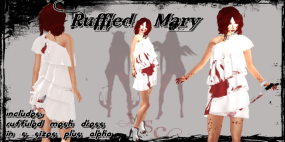 Ruffled Mary
