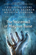 The Voicemail of Magnus Bane Book Cover