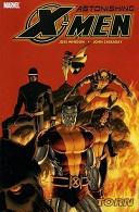 Marvel's Astonishing X-Men Volume #03: Torn Book Cover