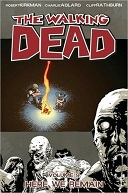 The Walking Dead Volume #09: Here We Remain Book Cover