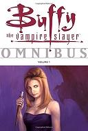 Buffy the Vampire Slayer Omnibus Vol. 1 Book Cover