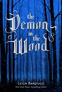 The Demon in the Wood Book Cover