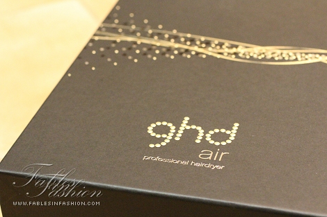GHD Hair Dryer Air