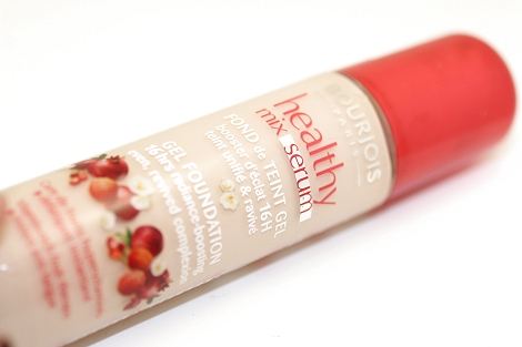 Bourjois Healthy Skin Foundation