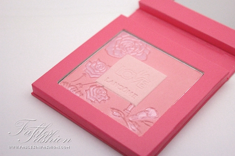 Lancome Spring 2013 Blush in Love - Peche Joue