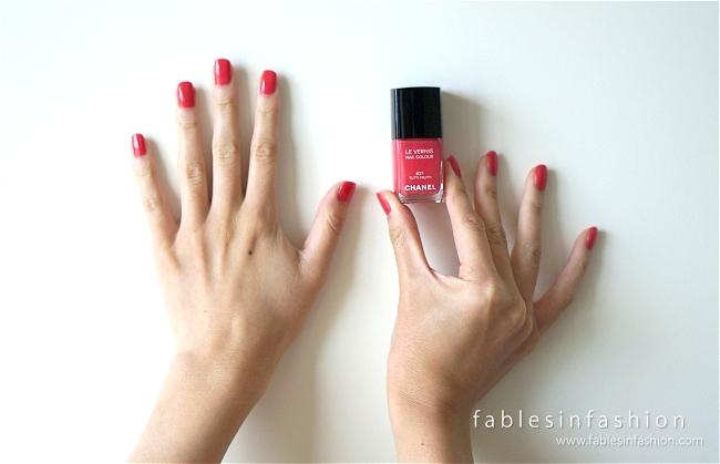 Chanel – Tutti Frutti Nail Polish