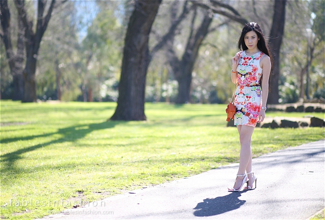 Melbourne Spring Fashion Week OOTD