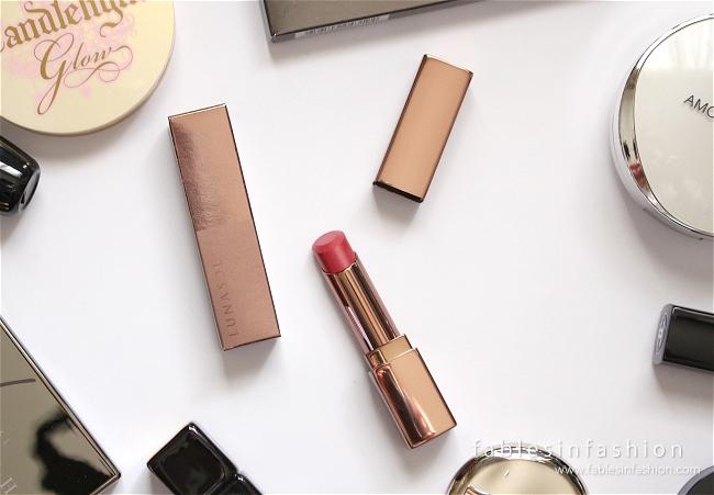 Lunasol Full Glamour Lips - 08 Soft Red Rose