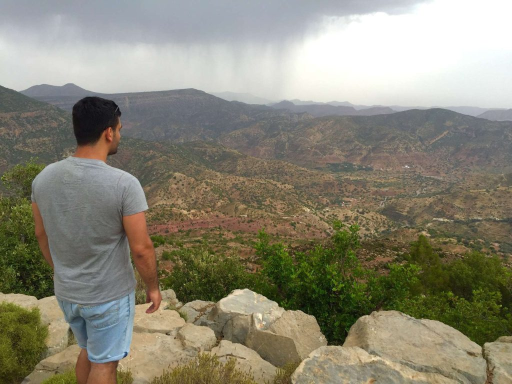 Fabio Atlas Mountains Agadir