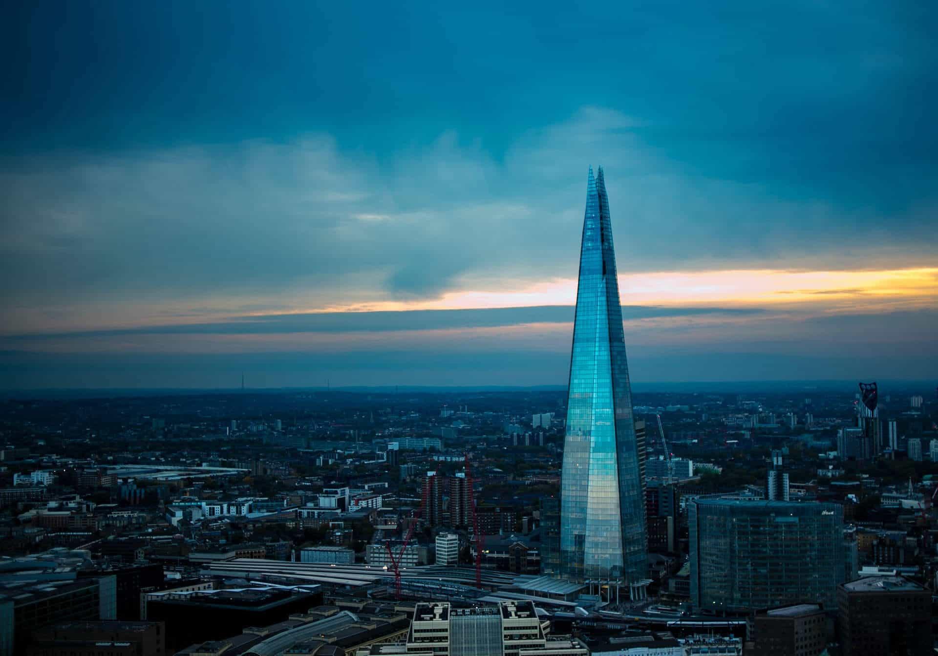 london-skyline-shard