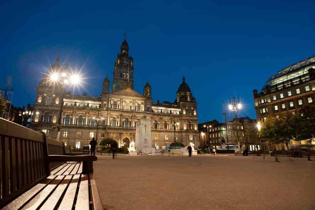 November travel plans: I'm going to Acer Live Blog in Glasgow, Scotland