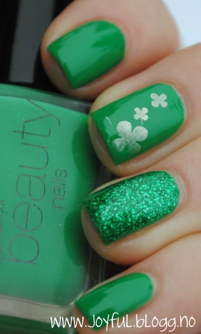 Green Nail Art Designs Ideas Myeva For Healthcare Skin Care