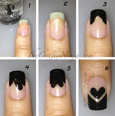 Nail Art Tutorials Step By For Beginners