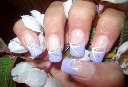 Acrylic Nail Art Designs 51