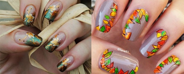 Autumn Fall Inspired Nail Art Designs Trends Ideas For S 2017