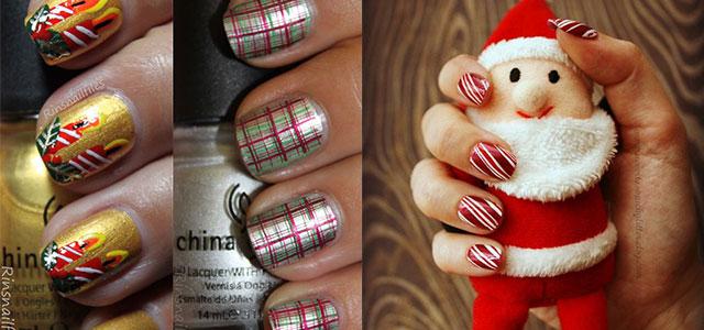 Nail Design For Christmas 6