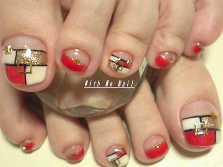 Cute Nail Polish Designs For Toes Best Ideas