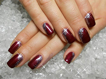 10 Ideas For Chinese New Year Nail Art 2016 5