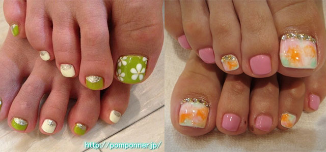 Cool Spring Toe Nail Art Designs Ideas Trends 2017 Fabulous