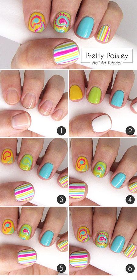 Amazing Spring Summer Nail Art Designs Ideas Trends 2016 Fabulous
