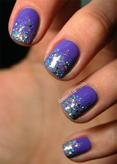 Beauty Gel Nail Art Designs