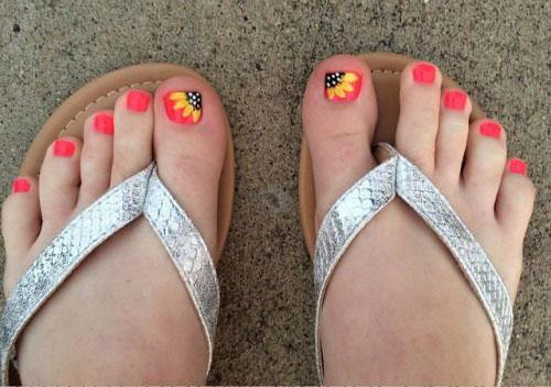 Summer Hand Nail Art Design Ideas 2017 Step By