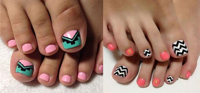 18 Summer Toe Nail Art Designs Ideas Trends Stickers 2017 Fabulous