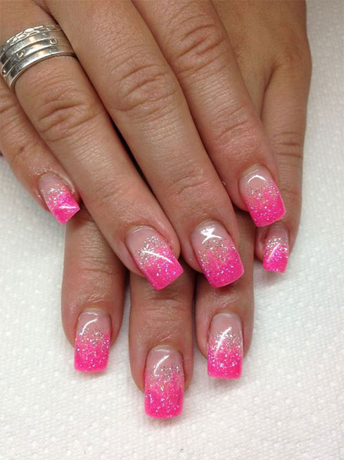 French Manicure Gel Nail Ideas