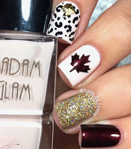 31 Fall Nail Art Ideas Best Designs And Tutorials For 2016