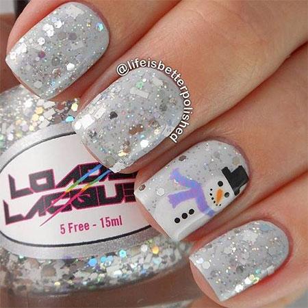 Cute Christmas Nail Art Designs And Ideas0171