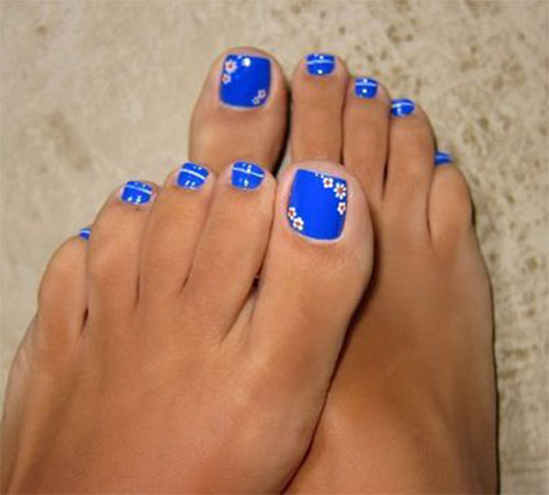 Winter Toe Nail Designs 2017 Spring Nails Art Ideas Fabulous