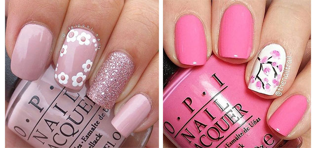 20 Simple Easy Spring Nails Art Designs Ideas 2017 Fabulous Nail