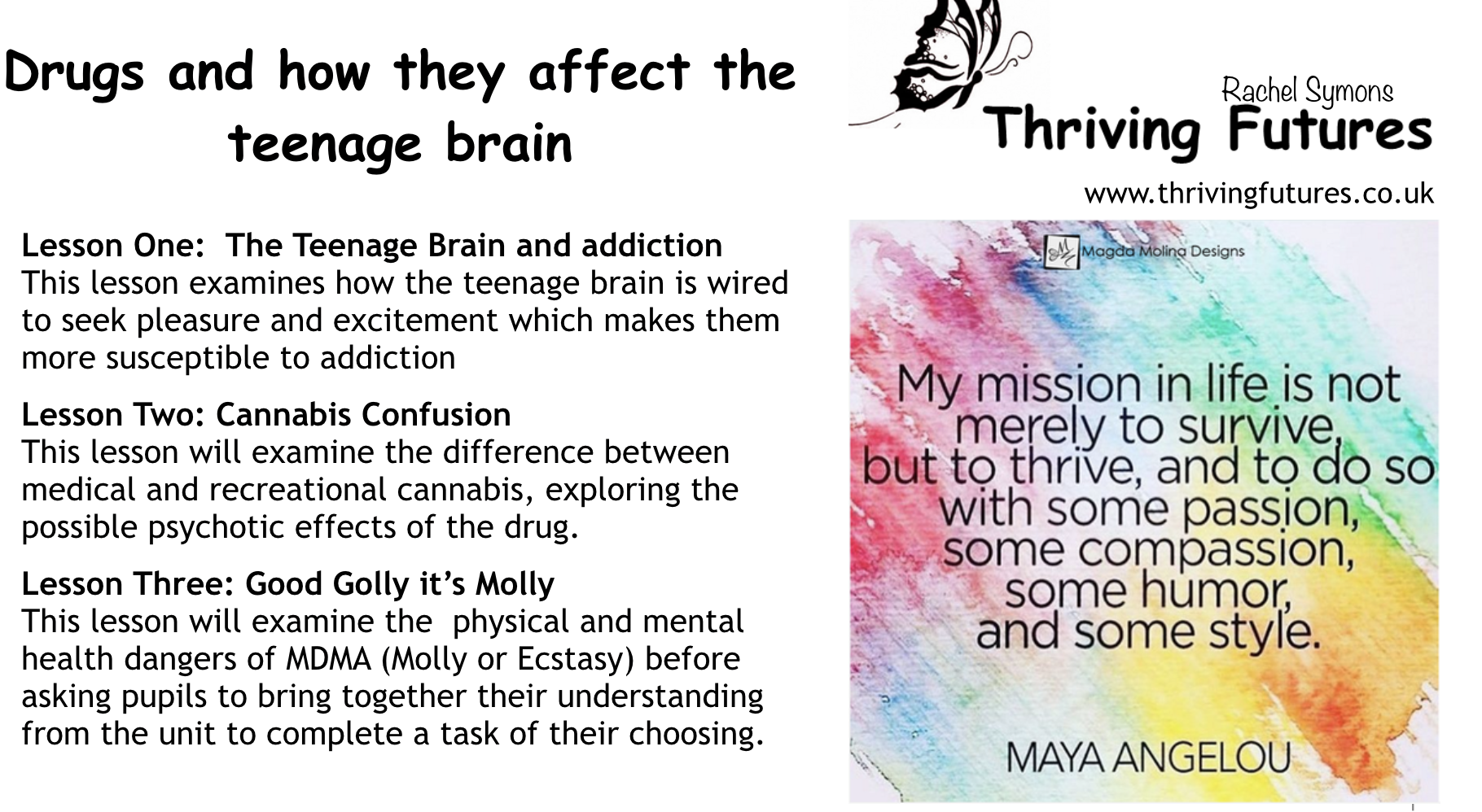 The Effect Of Drugs On The Teenage Brain