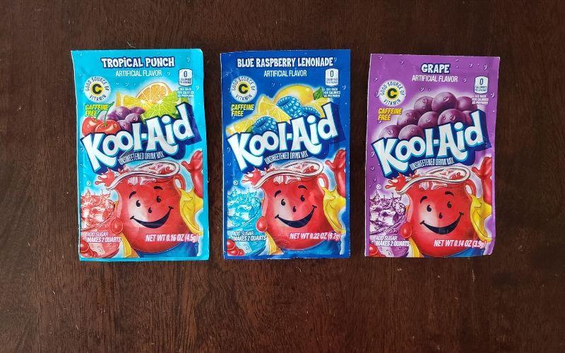 How To Make Koolaid Playdough   Frugal Fun Mom
