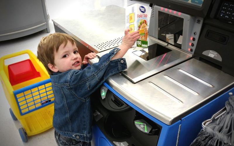 Always Use Self Checkout | Frugal Fun Mom